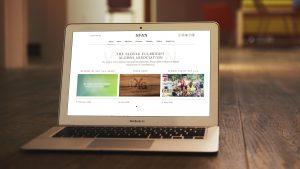 new web site sfaa